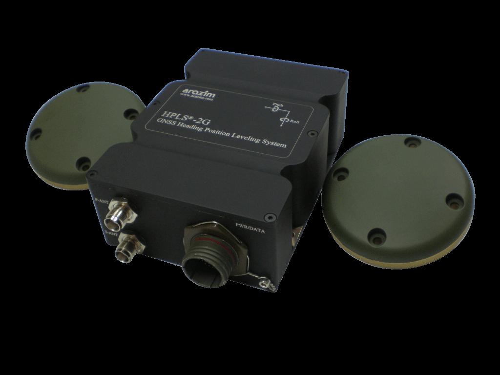 מוצא צפון גירו קומפס North Finding System GyroCompass Azimuth Sensor GPS Compass GNSS Compass